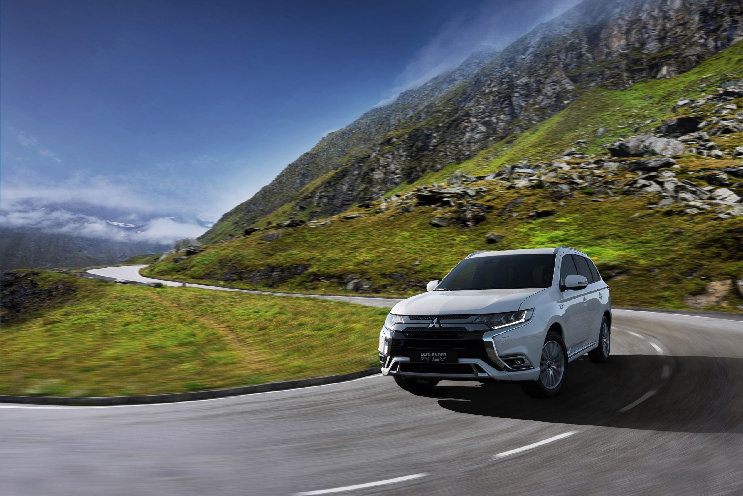Afbeelding voor Mitsubishi Outlander PHEV 2019
