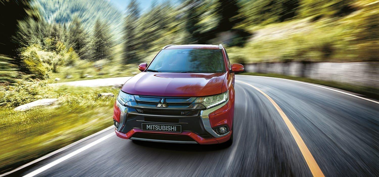 Mitsubishi Outlander PHEV Pure +