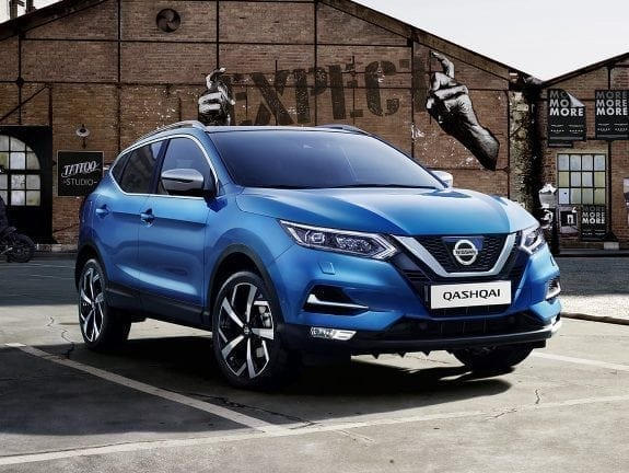 Afbeelding van NISSAN QASHQAI N-Connecta  (incl. design pack en metallic lak)