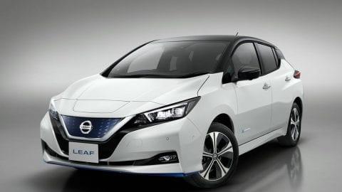Afbeelding voor Krachtig accupakket voor nieuwe Nissan LEAF