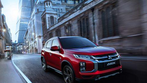 Afbeelding voor Vernieuwde Mitsubishi ASX