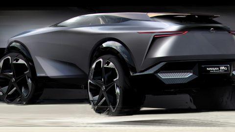 Afbeelding voor Onthulling Nissan IMQ Concept Crossover in Genève