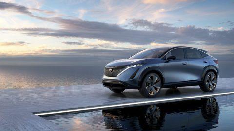 Afbeelding voor Nissan onthult Ariya Concept