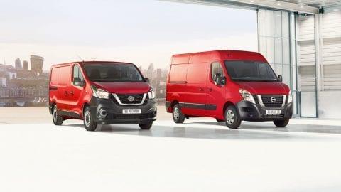 Afbeelding voor Grondige update voor Nissan NV300 en NV400