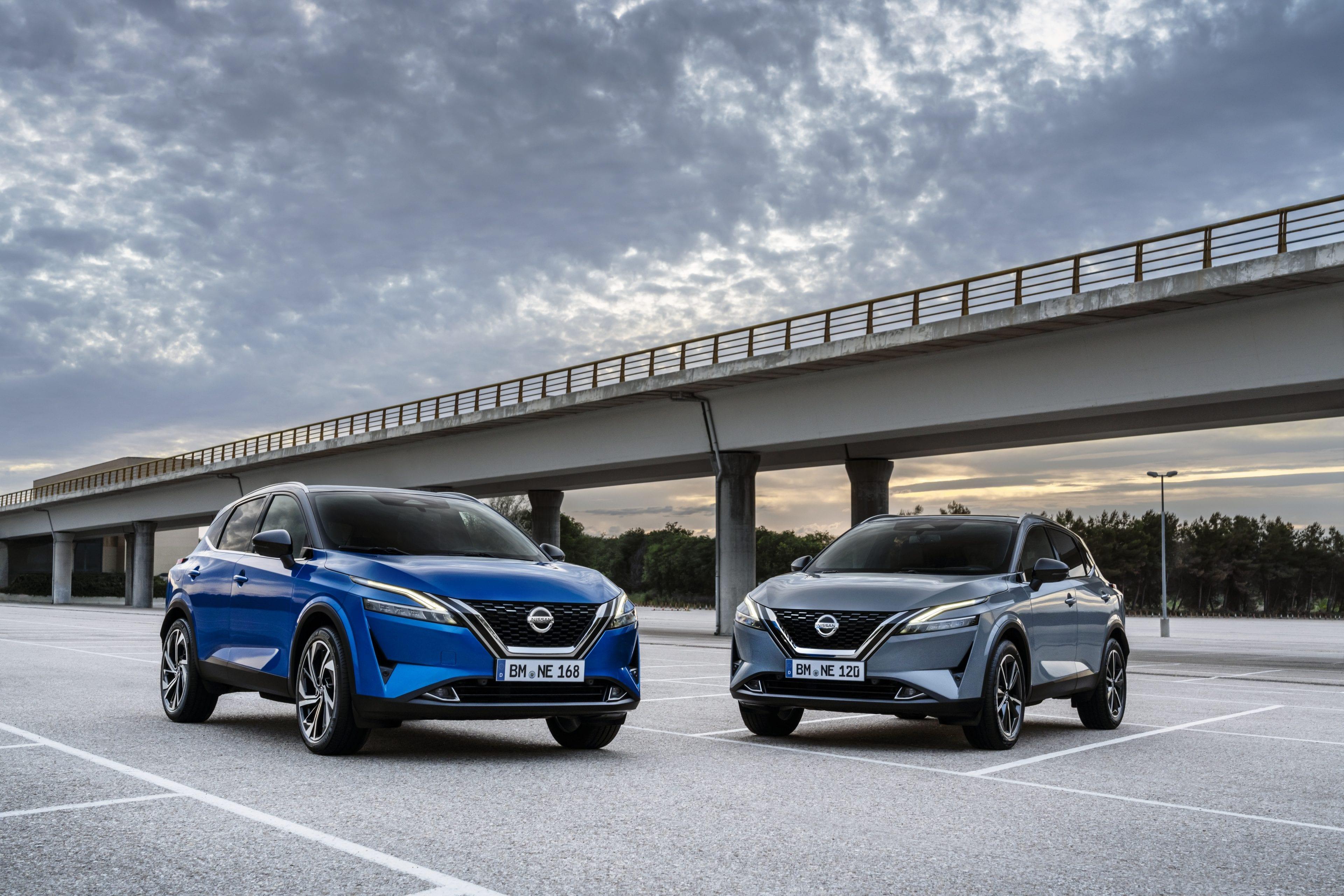 De nieuwe Nissan Qashqai